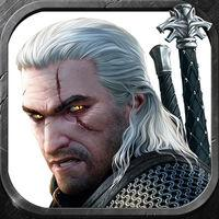 Portada oficial de The Witcher: Battle Arena para Android