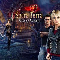 Portada oficial de Sacra Terra: Kiss of Death PSN para PS3