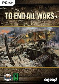 Portada oficial de To End All Wars para PC