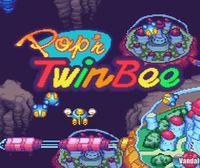 Portada oficial de Pop'n Twinbee CV para Wii U