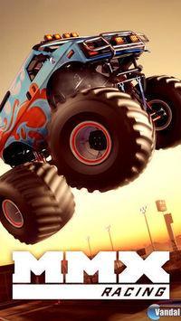 Portada oficial de MMX Racing para iPhone