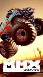 Portada oficial de de MMX Racing para iPhone