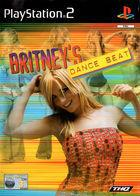 Portada oficial de de Britney's Dance Beat para PS2