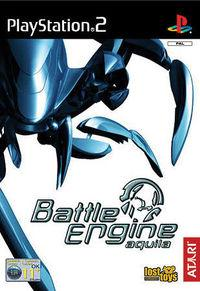 Portada oficial de Battle Engine Aquila para PS2