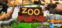 Portada oficial de Zoo Rampage para PC