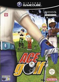 Portada oficial de Ace Golf para GameCube