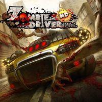 Portada oficial de Zombie Driver HD Complete Edition PSN para PS3