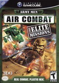 Portada oficial de Army Men: Air Combat The Elite Missions para GameCube