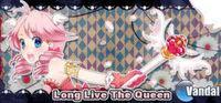Portada oficial de Long Live The Queen para PC