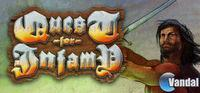 Portada oficial de Quest for Infamy para PC