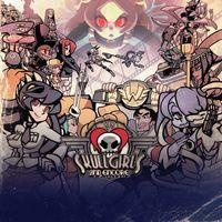 Portada oficial de Skullgirls 2nd Encore para PS4
