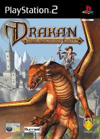 Portada oficial de Drakan: The Ancients' Gates para PS2