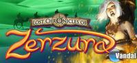 Portada oficial de Lost Chronicles of Zerzura para PC