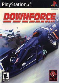 Portada oficial de Downforce para PS2