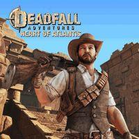 Portada oficial de Deadfall Adventures: Heart of Atlantis PSN para PS3