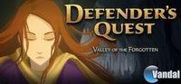 Portada oficial de Defender's Quest: Valley of the Forgotten para PC
