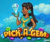 Portada oficial de Pick-A-Gem eShop para Nintendo 3DS