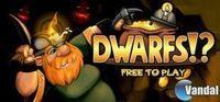 Portada oficial de Dwarfs para PC