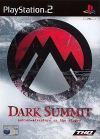 Portada oficial de Dark Summit para PS2