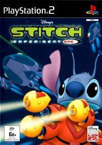 Portada oficial de Disney's Stitch: Experiment 626 para PS2