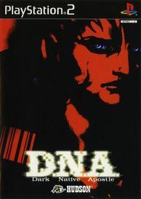 Portada oficial de DNA Dark Native Apostle para PS2