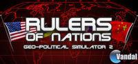 Portada oficial de Rulers of Nations para PC