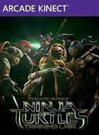 Portada oficial de de Teenage Mutant Ninja Turtles: Training Lair XBLA para Xbox 360