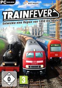 Portada oficial de Train Fever para PC