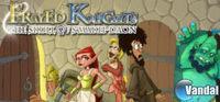 Portada oficial de Frayed Knights: The Skull of S'makh-Daon para PC