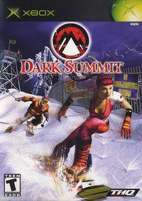 Portada oficial de Dark Summit para Xbox