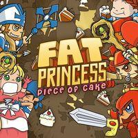 Portada oficial de Fat Princess: Piece of Cake PSN para PSVITA