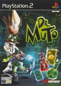 Portada oficial de Dr. Muto para PS2