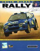 Portada oficial de de Colin McRae Rally para PC
