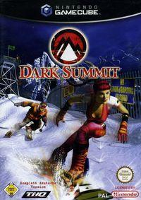 Portada oficial de Dark Summit para GameCube