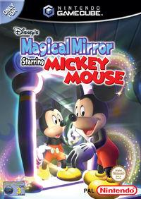 Portada oficial de Disney's Magical Mirror Starring Mickey Mouse para GameCube
