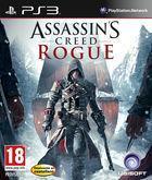 Portada oficial de de Assassin's Creed Rogue para PS3