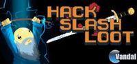 Portada oficial de Hack, Slash, Loot para PC