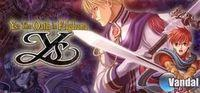Portada oficial de Ys: The Oath in Felghana para PC