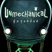 Portada oficial de Unmechanical: Extended Edition para PS4