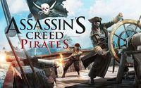 Portada oficial de Assassin's Creed: Pirates para PC