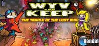Portada oficial de Wyv and Keep: The Temple of the Lost Idol para PC
