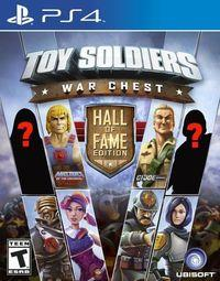 Portada oficial de Toy Soldiers: War Chest para PS4