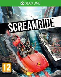 Portada oficial de ScreamRide para Xbox One