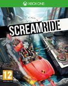 Portada oficial de de ScreamRide para Xbox One