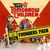 Portada oficial de The Tomorrow Children para PS4
