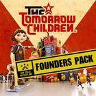 Portada oficial de de The Tomorrow Children para PS4