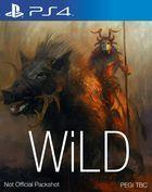 Portada oficial de de Wild para PS4