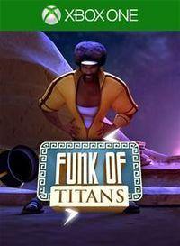 Portada oficial de Funk of Titans para Xbox One