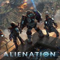 Portada oficial de Alienation para PS4