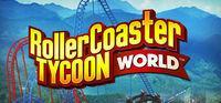 Portada oficial de RollerCoaster Tycoon World para PC
